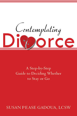 Contemplating Divorce Book Cover
